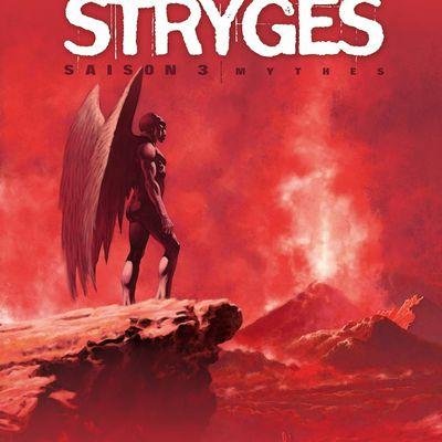 Chant des Stryges Saison 3 - 18 – Mythes