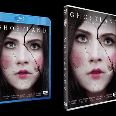 GhostLand DVD/Blu-Ray