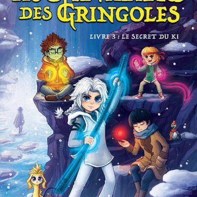 Les chevaliers des Gringoles - Le secret du Ki