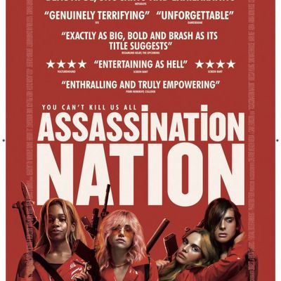 BIFFF 2019 Assasination Nation