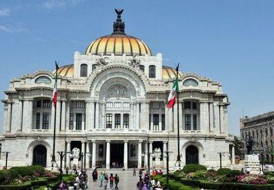 La visite de Mexico ( 2 )  Les plaisirs