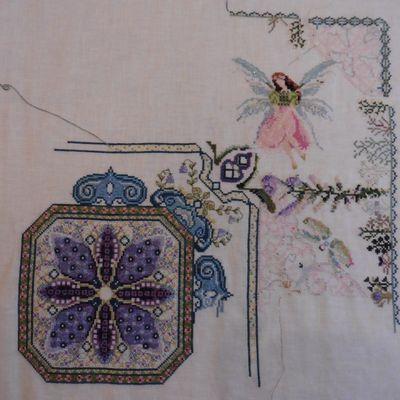 Fairy flower garden fin avril