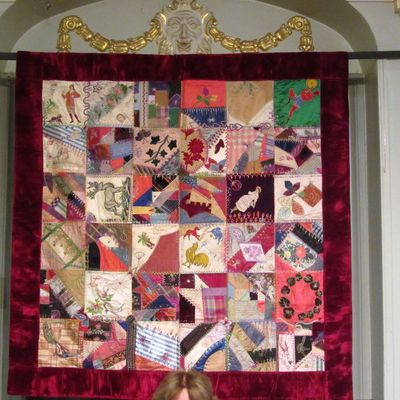 SMM : Piece by piece our life with quilts, suite