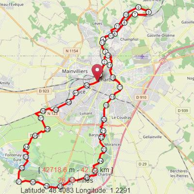 course a pied preparation 27 mai 2020 un marathon