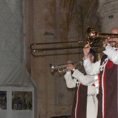 21 - Fête de la musique. Recette des Finances en départ. Société Notre Dame du Carmel... Religieux portugais à St Pierre
