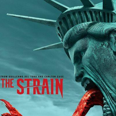 The Strain arrive en blu ray et DVD