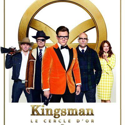 Sortie US- 22 Septembre - Kingsman : Le cercle d'or