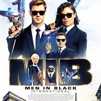 Ciné - Men In Black International (F. Gary Gray - 2019)  ****