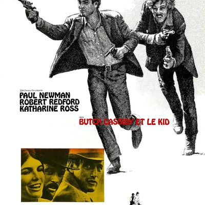 Critique - Butch Cassidy et le Kid (George Roy Hill - 1969)  **