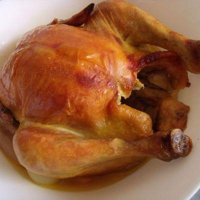 Poulet rôti au four dans un sachet cuisson : le poulet autrement