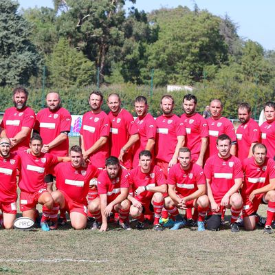MAUREILLAS RUGBY CLUB (le 1er match)