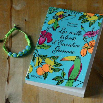 Les mille talents d'Euridice Gusmão - Martha Batalha