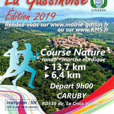 21-04-2019 LA GASSINOISE