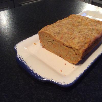 Mon carot cake