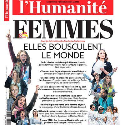 8 mars - Journée internationale des droits des femmes, elles bousculent le monde