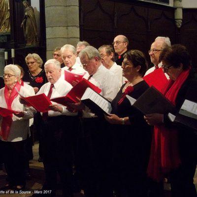 Concert à Varennes sous Dun