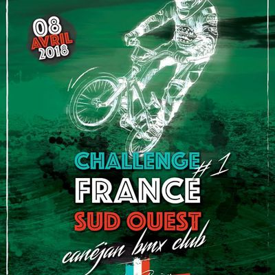 Challenge France Sud-Ouest #1 !