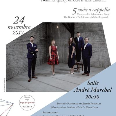 L'Ensemble Perspectives en concert