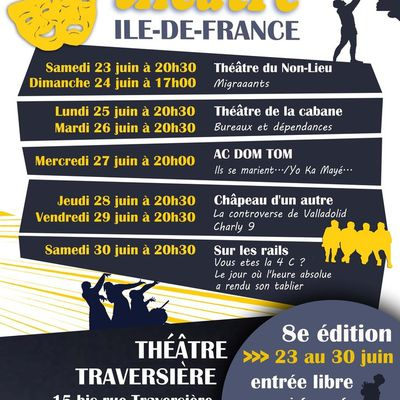 Festival UAICF de Théâtre