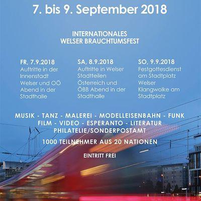 Festival à Wels