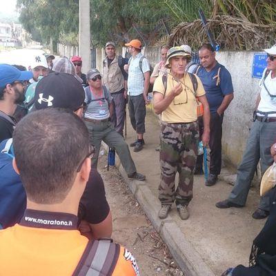 Randonneurs de Skikda...Alto à Sidi Akacha (extrême ''est'' de Skikda) -346-