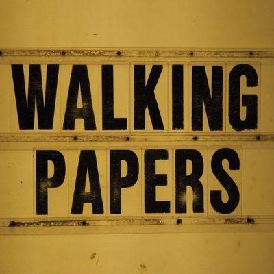 Un nouvel album pour les Walking Papers