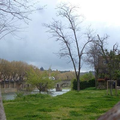 Sommières et ses monuments(1) / Balade à Sommières dans le Gard