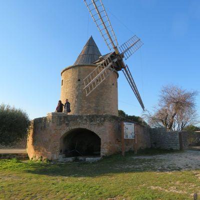 Le moulin de Jérusalem de Goult / Balade dans le Vaucluse