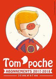 Les abonnements Tom'poche pour les 3-7 ans.