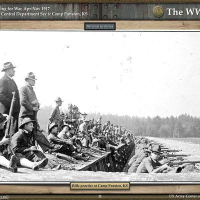 Première guerre mondiale : lettres de soldats (1917 - 1918) IV