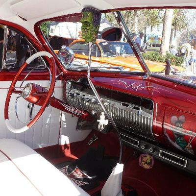 Grand National Roadster Show 2012 - Pomona CA - Jour 1
