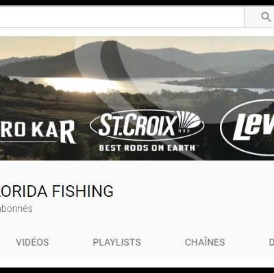 Florida Fishing LA CHAINE!!