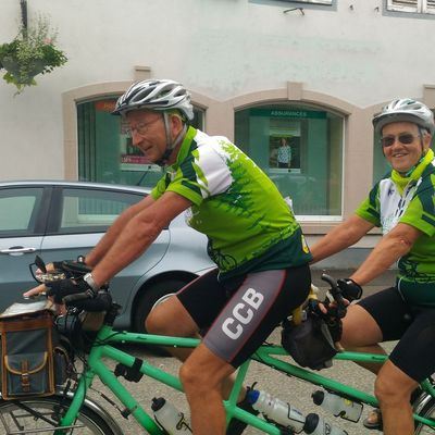 Tandem,  bicyclettes, cyclotourisme et balades..