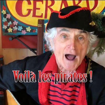 Chantons ensemble 7 : Voilà les pirates !