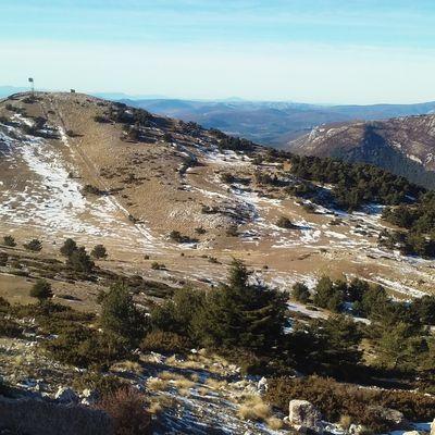 Montagne de Lachens (1 712m) par Séranon