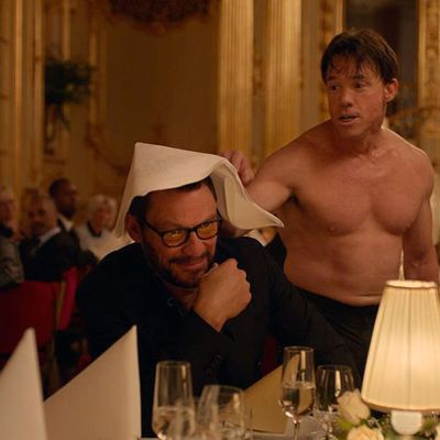 The Square, Palme d'or contestable