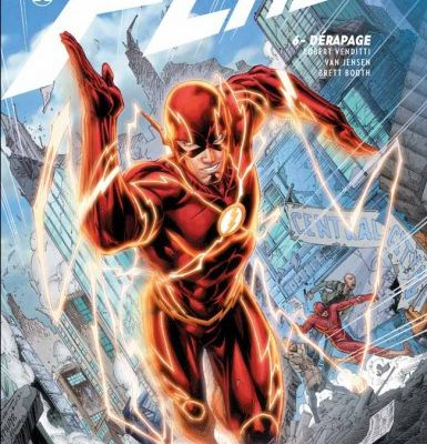 "Mon Impression : Flash tome #6 ""Dérapage"""
