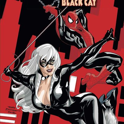 "Mon Impression : Spider-Man/Black Cat ""L'Enfer de la Violence"""