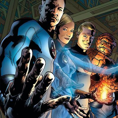 Mon Impression : Fantastic Four par Mark Millar