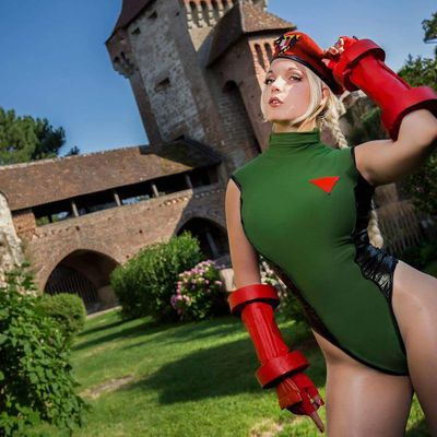 Parle-moi Cosplay #437 : Celcius Cosplay