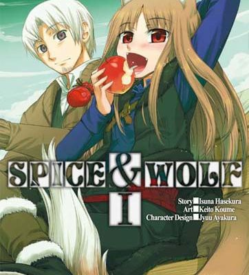 Spice and wolf tome 1 : Le pacte