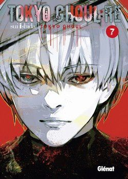 Tokyo Ghoul : Re tome 7 « Ken ouvre enfin les yeux… »