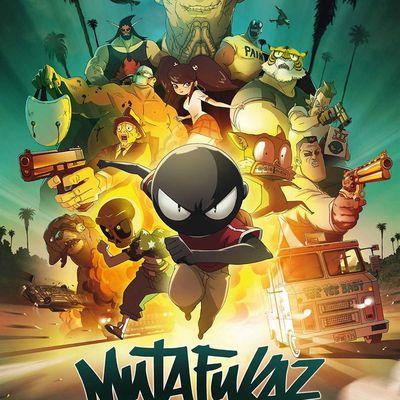 Mutafukaz, un mélange multiculturel explosif et joyeux