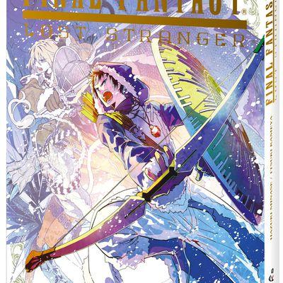 Final Fantasy Lost Stranger t2 : au cœur de la tourmente