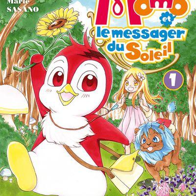 Momo et le messager du soleil « Un Pingouin rouge trop Mignon !!! »
