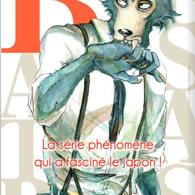 Beastars Tome 1 et 2 « Une critique originale de la société nippone !!! »