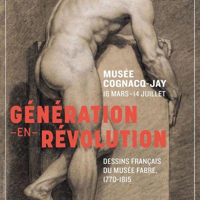 Génération en Révolution, les artistes pendant la Révolution au Musée Cognacq-Jay jusqu'au 14 juillet 2019