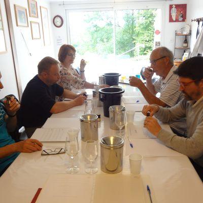 Journée d'initiation et découverte des vins à Moidieu-Détourbe 38 - VINO PASSION