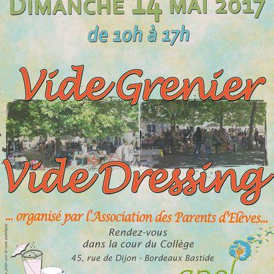 2017 05 14 VIDE GRENIER VIDE DRESSING