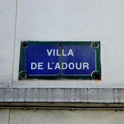 L'Adour à Paris